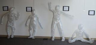 Mannequinsfront