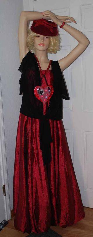 Valentinemannequin