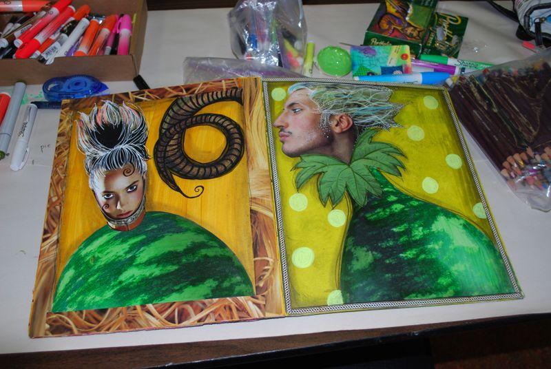 Teesha's work