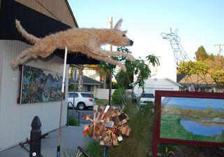 Coyote:giraffe