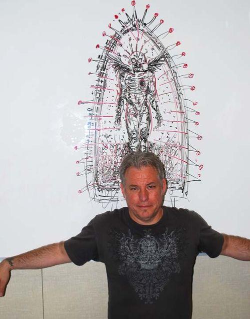 Michael's Sketch