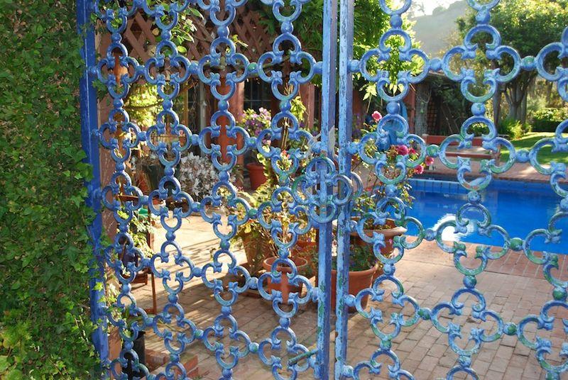 Blue Gate Pond