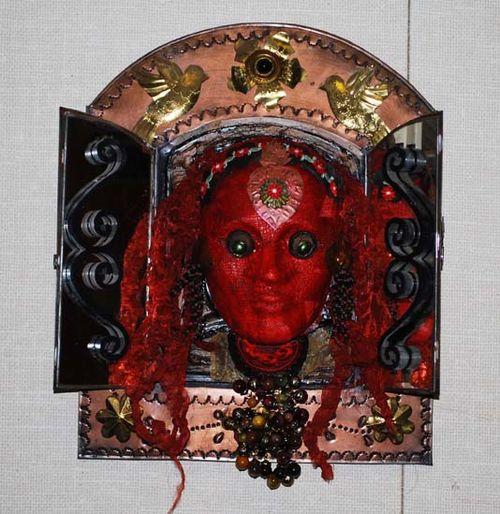 Fran's Red Goddess