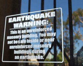 Earthquakewarning