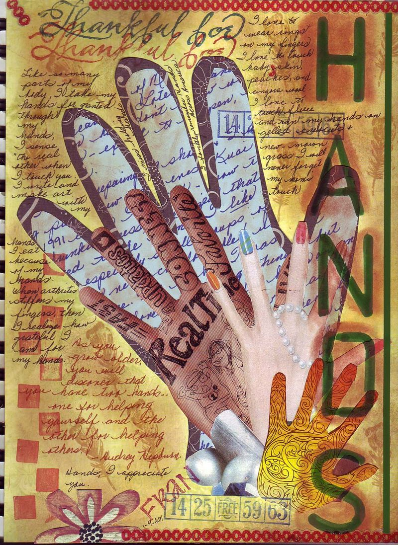 Aj-hands