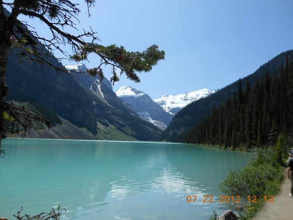 The Canadian Rockies Update