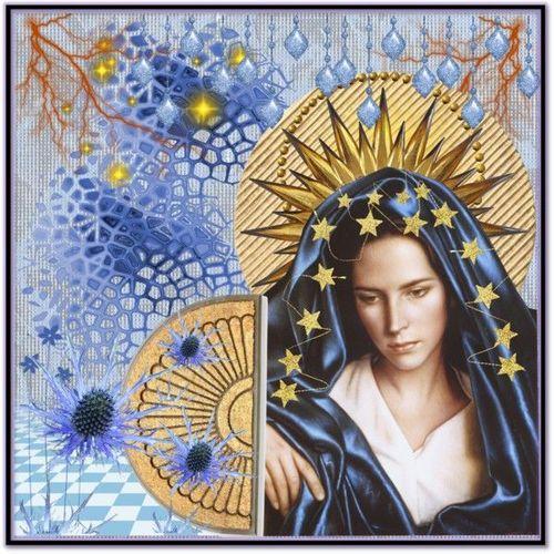PV-Blue Madonna