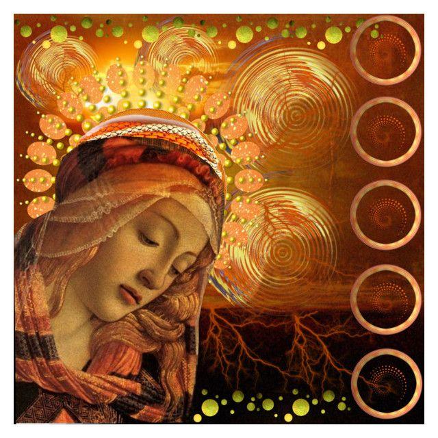 Variations on Botticelli 2