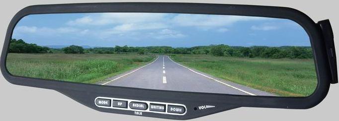 Bluetooth_Rear_View_Mirror_Hands_Free_Car_Kit