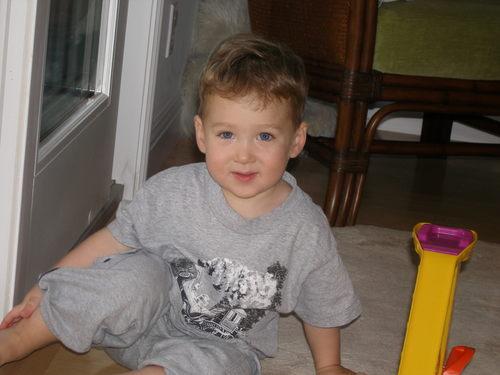 First Boy Haircut