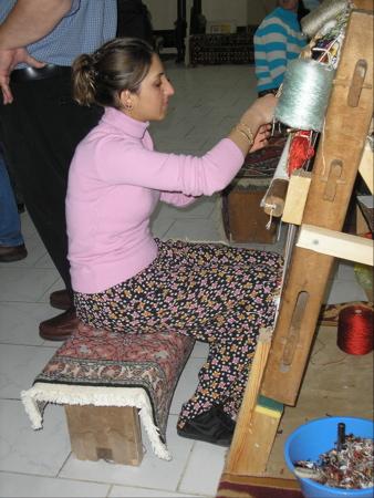 Girlweaving