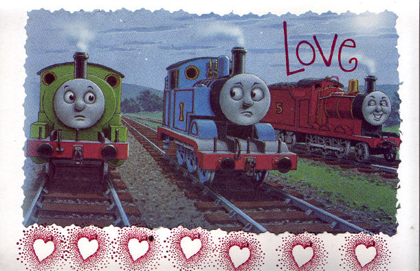 REDONDOWRITERS SACRED ORDINARY Happy Valentines Day – Thomas the Train Valentines Day Cards